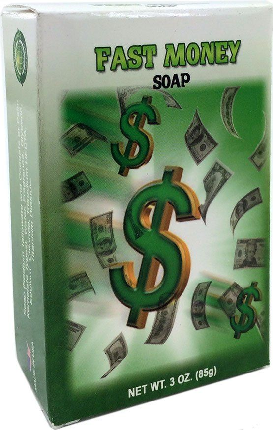 INDIO SOAP FAST MONEY CHEROKEE SPIRIT
