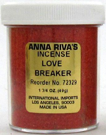 ANNA RIVA INCENSE POWDER LOVE BREAKER