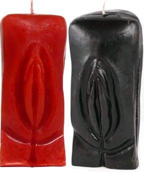 Female domination candles