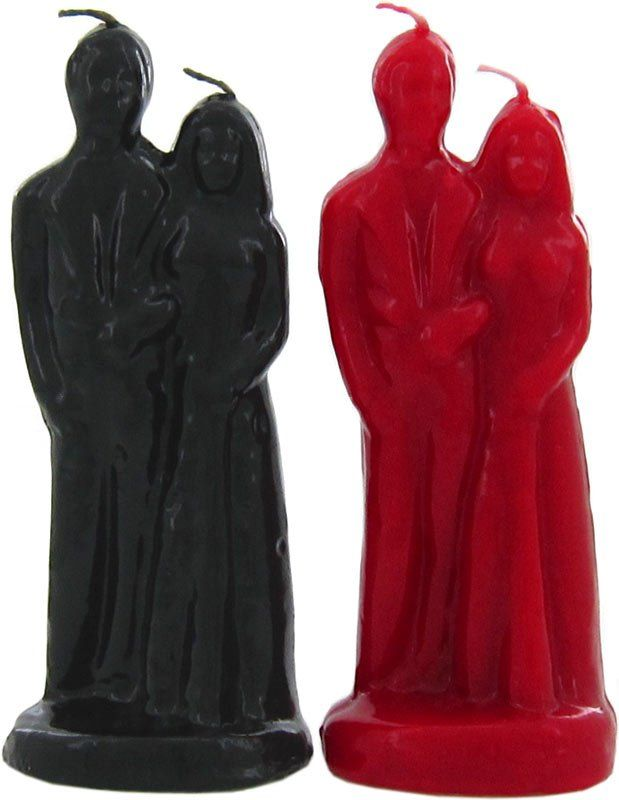 7.5 INCH RITUAL IMAGE MARRIAGE CANDLE
