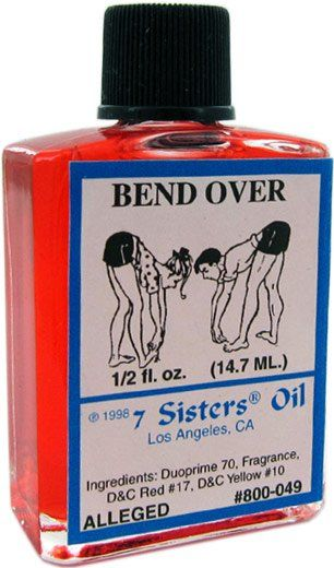 7 SISTERS OIL BEND OVER