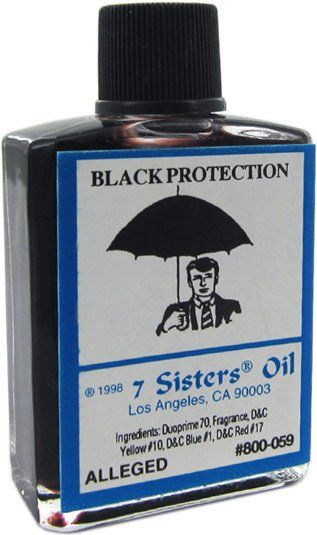 7 Sisters Oil Black Protection