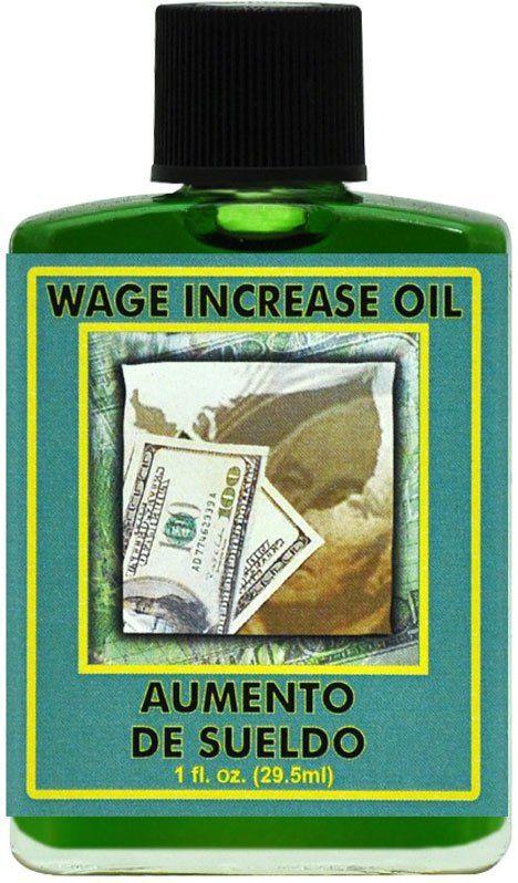WAGE INCREASE OIL