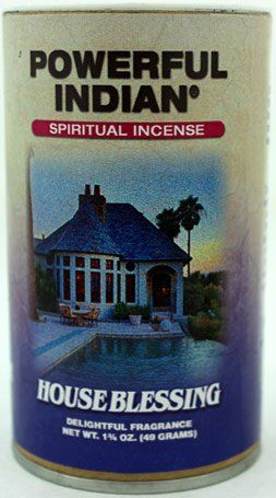 Indio Incense Powder Peaceful Home