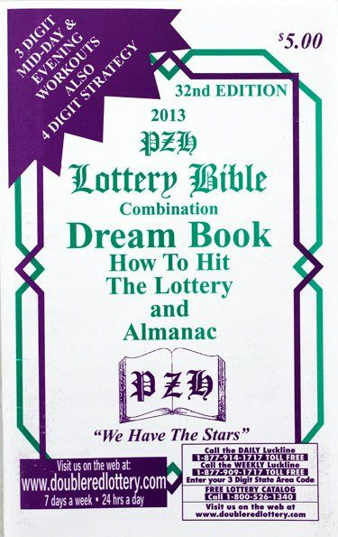 lottery books | Lottery Post