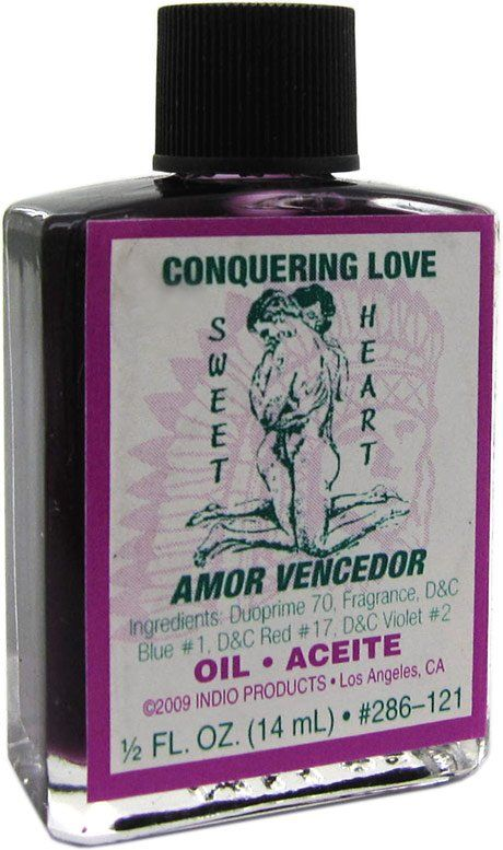INDIO OIL CONQUERING LOVE