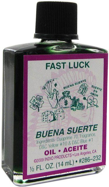 Indio Oil Fast Luck
