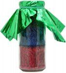 7 Restless Spirit Green/Blue/Red Candle - Astral Palm Oil Wax