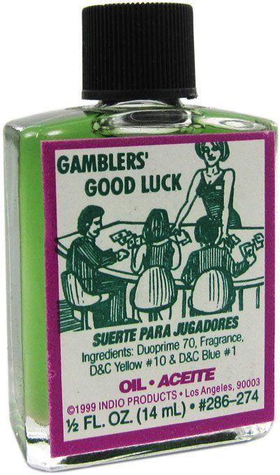 Gambling good luck