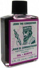 High John The Conqueror