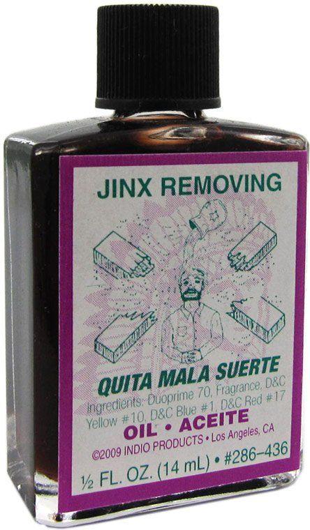 Indio Oil Jinx Removing