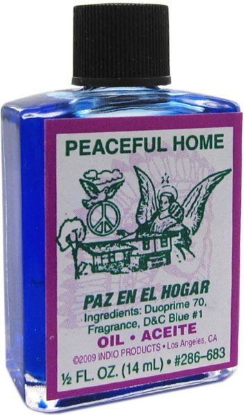 Indio Peaceful Home Oil