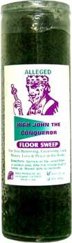 FLOOR SWEEP HIGH JOHN THE CONQUEROR