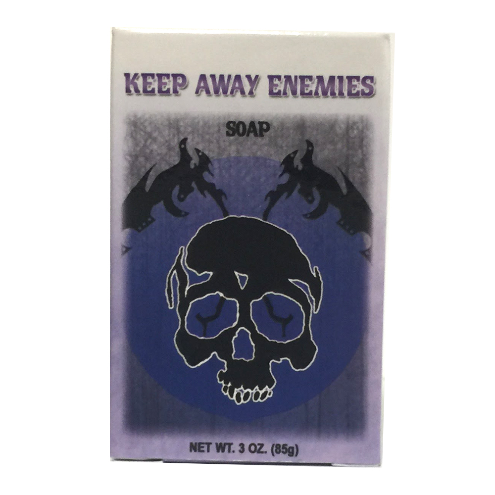 INDIO SOAP KEEP AWAY ENEMIES