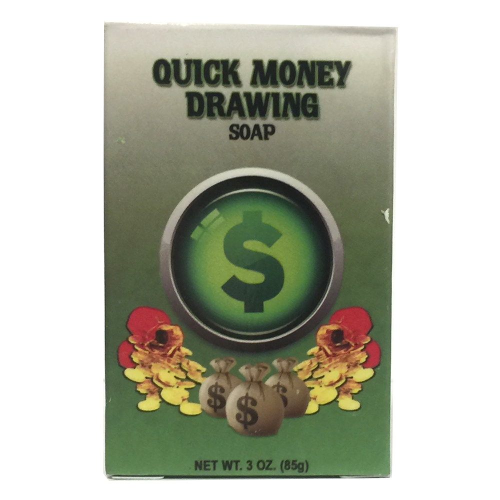 INDIO SOAP QUICK MONEY DRAWING