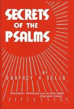SECRETS OF THE PSALMS BOOK - GODFREY SELIG