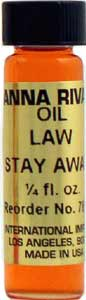 ANNA RIVA OIL LAW STAY AWAY