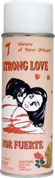 7 SISTERS AEROSOL SPRAY STRONG LOVE