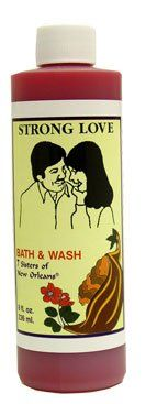 7 SISTERS BATH & FLOOR WASH STRONG LOVE