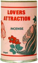 7 SISTERS INCENSE POWDER LOVERS / ATTRACTON