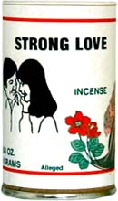 7 SISTERS INCENSE POWDER STRONG LOVE