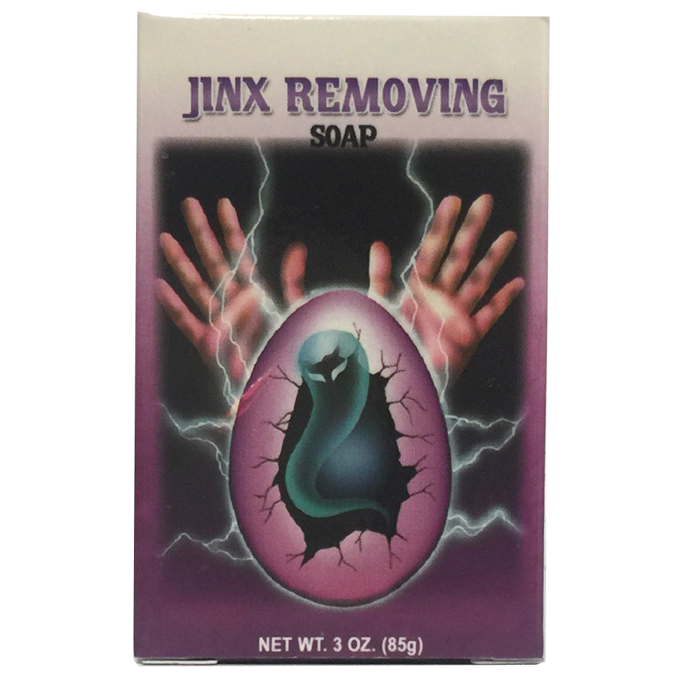 INDIO SOAP JINX REMOVING