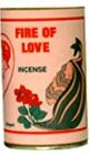 7 SISTERS INCENSE POWDER FIRE OF LOVE