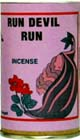 7 SISTERS INCENSE POWDER RUN DEVIL RUN