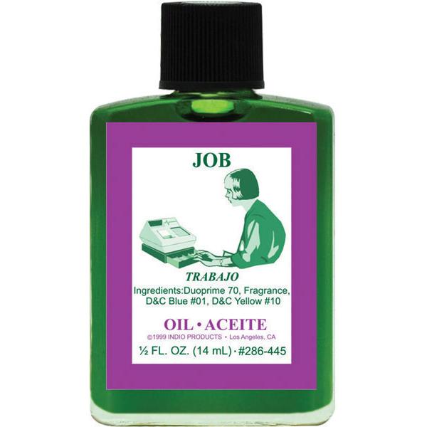 Indio Oil Job