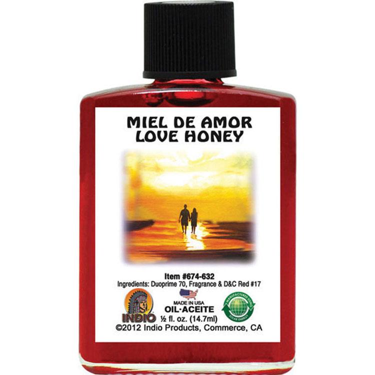 Indio Oil Love Honey