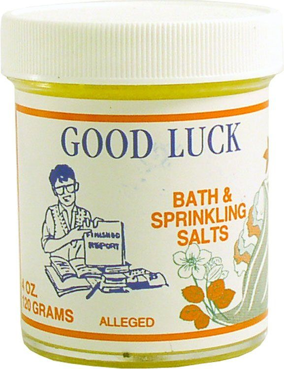 7 SISTERS OF NEW ORLEANS BATH SALTS GOOD LUCK