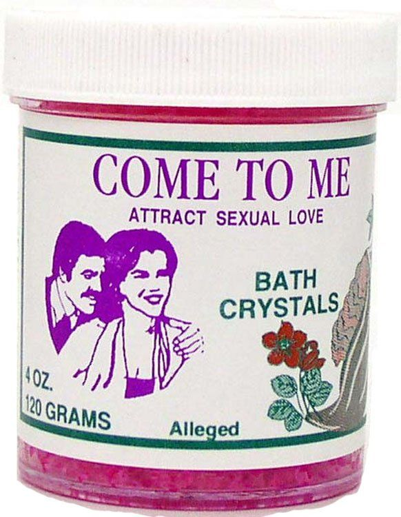 7 SISTERS BATH CRYSTALS COME TO ME
