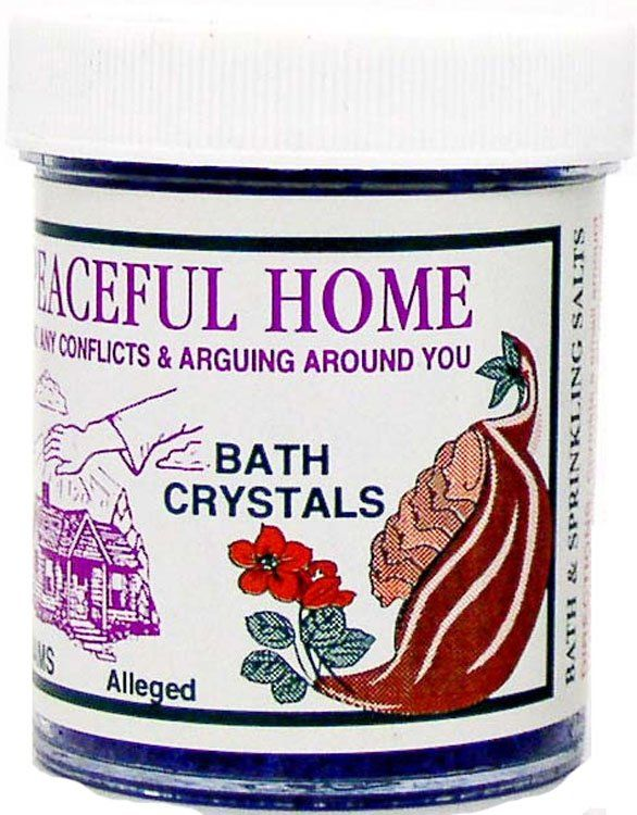 7 SISTERS BATH CRYSTALS PEACEFUL HOME