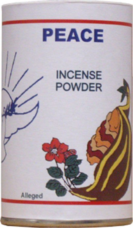 7 SISTERS INCENSE POWDER PEACE